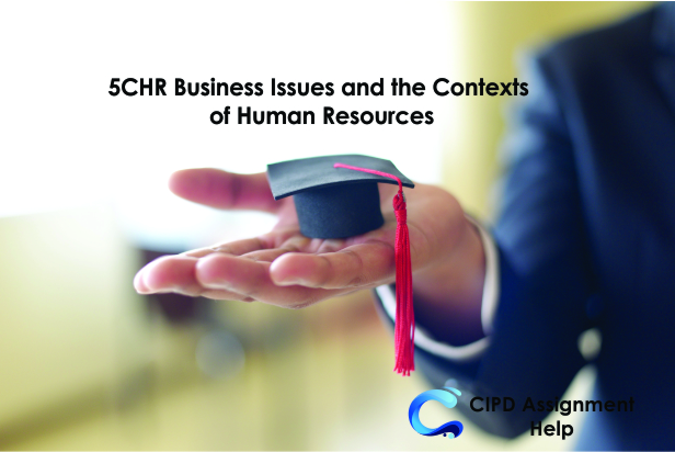 5CHR Business Issues and the Contexts of Human Resources