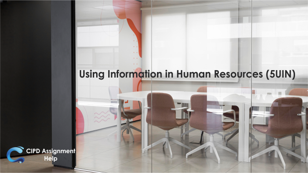 Using Information in Human Resources (5UIN)