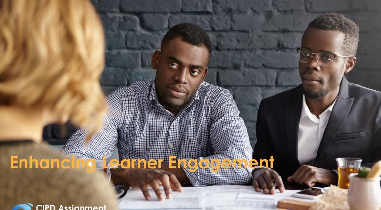 Enhancing Learner Engagement