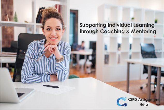 Supporting Individual Learning through Coaching & Mentoring