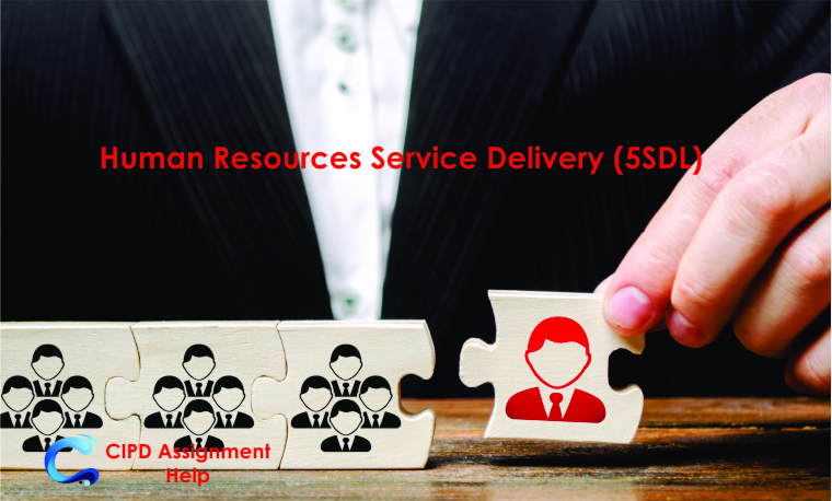 Human Resources Service Delivery (5SDL)